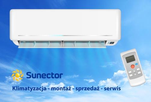 klimatyzacja Sunector