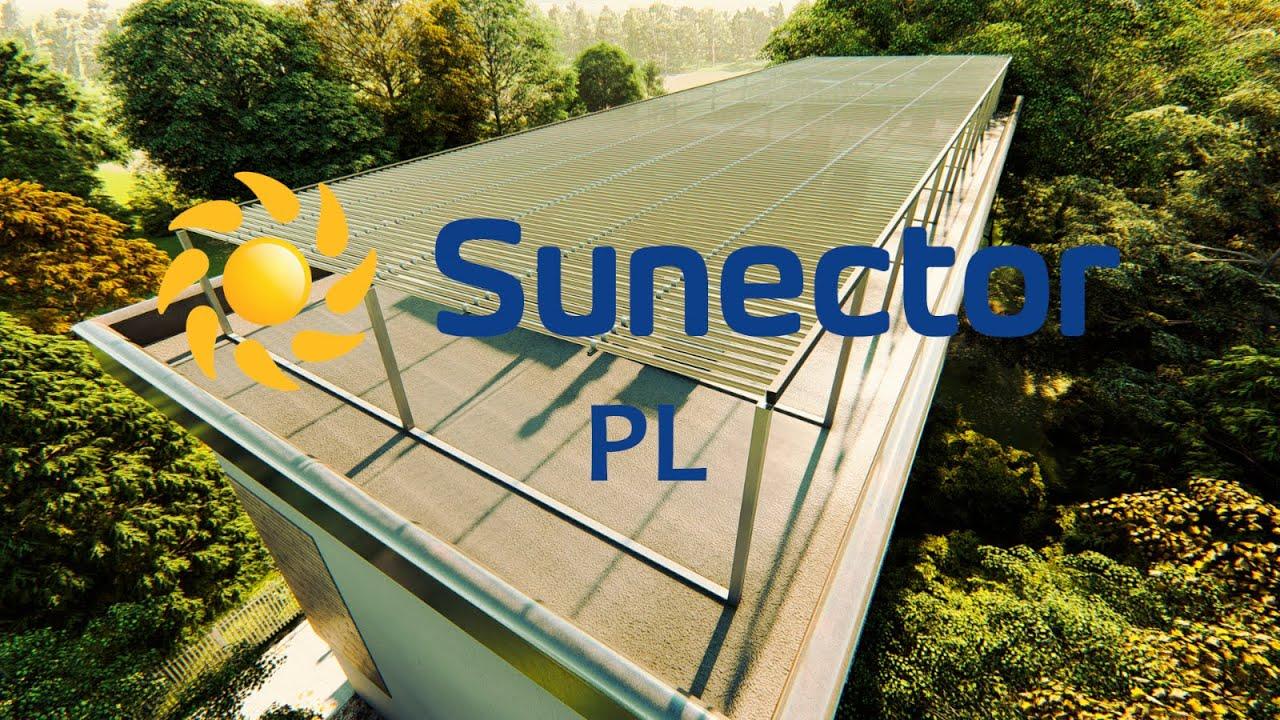 Film prezentujący firmę Sunector
