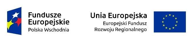 znak Unii Europejskiej i znak Funduszy Europejskich